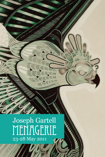 Joseph Gatell - Menagerie - 23-28th May 2011